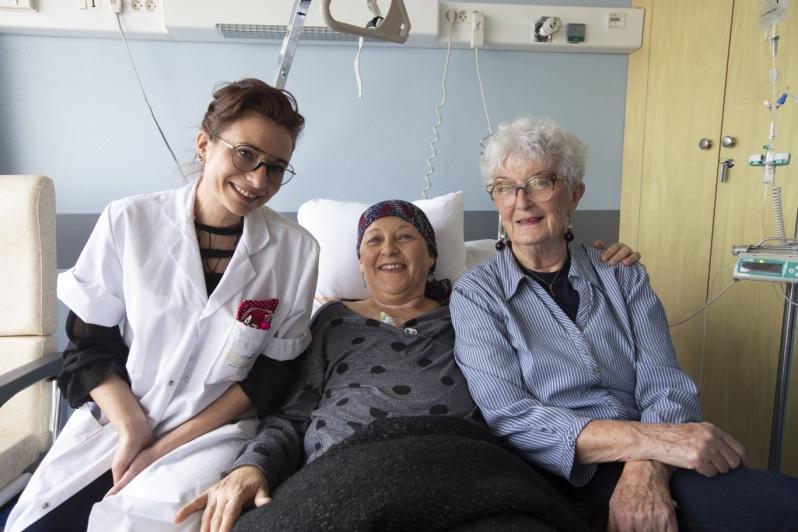 Cancérologie Centre Hospitalier du Mans