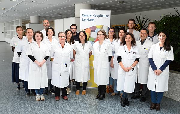 CRC - Centre Hospitalier du Mans